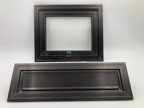 Peti Surat MB Color Aluminium Letter Box / Mail Box Panel Set Limited Qty 15 Sets