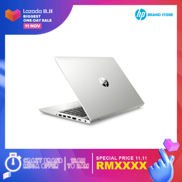 HP ProBook 440 G7 Notebook - (9FY07PA#UUF) (14IN HD/ Intel® Core™ i5-10210U/8GB DDR4/512GB SSD/ UMA/Win10 Pro) + Free Premium Gifts & Carrying Case Malaysia