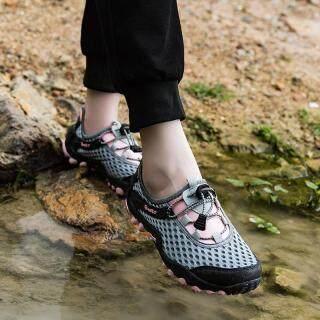 Giày leo núi chuyên nghiệp cho nữ, Bốt chiến thuật chống thấm nước, Đi Bộ Đường Dài Ngoài Trời, thoáng khí thumbnail