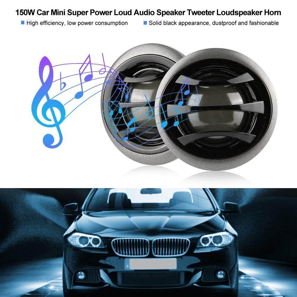 Fudun 2 Pcs 12 V Universal Mobil Super Power Efisiensi Tinggi Speaker Keras Audio Tweeter 500 WIDR158000. Rp 167.000