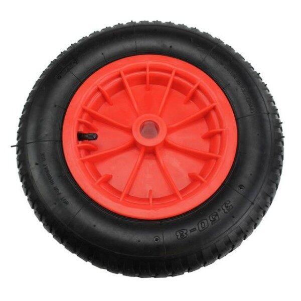(13 x 3) Heavy Duty PVC Pneumatic Wheelbarrow Wheel (AIR) / Tayar Kereta Sorong (ANGIN)