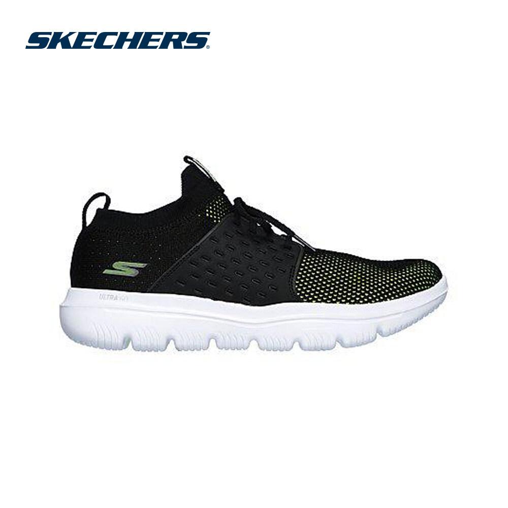 Skechers Men Go Walk Shoes - 54726-BKLM