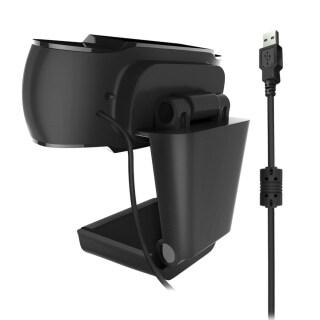 Webcam KEBETEME HD, Camera USB 480P 720P Camera Web Quay Video Xoay Được Kèm Micro, Dành Cho Máy Tính PC 6