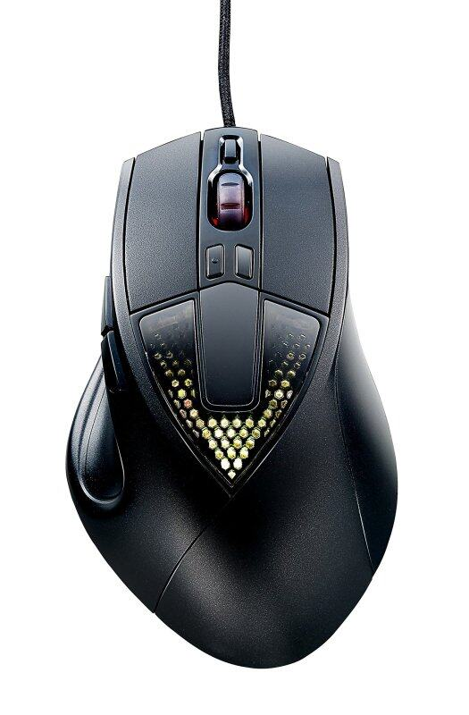 CoolerMaster Storm TX button equipped with multi-functional intelligent mouse Sentinal III (model number: SGM-6020-KLOW1) Singapore