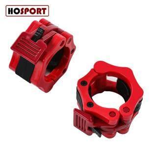 2 Chiếc vòng cao su giữ kẹp trong nâng tạ có đai ốc, trọng lượng 125 gam HOSPORT Official Store thumbnail