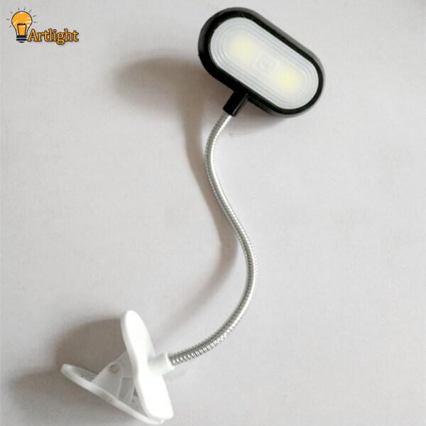 Mini Clip, Đèn LED Kẹp Sách Đèn Đọc Sách, Để Đọc Sách Trên Giường Vào Ban Đêm Dành Cho Trẻ Em Đi Du Lịch Bookworms