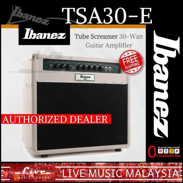 Ibanez TSA30 Tube Screamer 30-Watt Combo Amplifier (TSA30-E) Malaysia