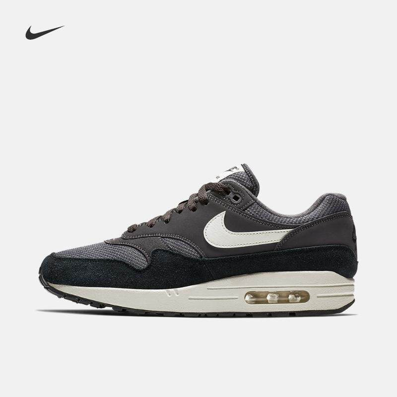 81f54b313599b Nike authentic men's shoes 2019 new AIR MAX 1 casual shoes air cushion  men's sports shoes
