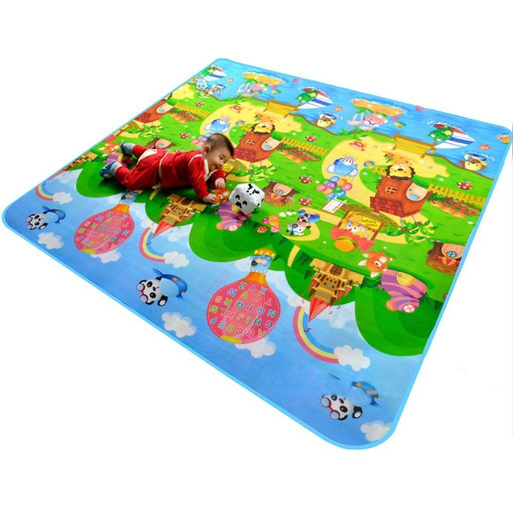 Extra Large Size & Thicker Baby Puzzle Play Mats Baby Kid Toddler Crawling Floor Eva Foam For Newborns