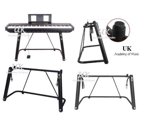 Portable U Rack Solid Heavy Duty Music Piano Keyboard Stand Rack Malaysia