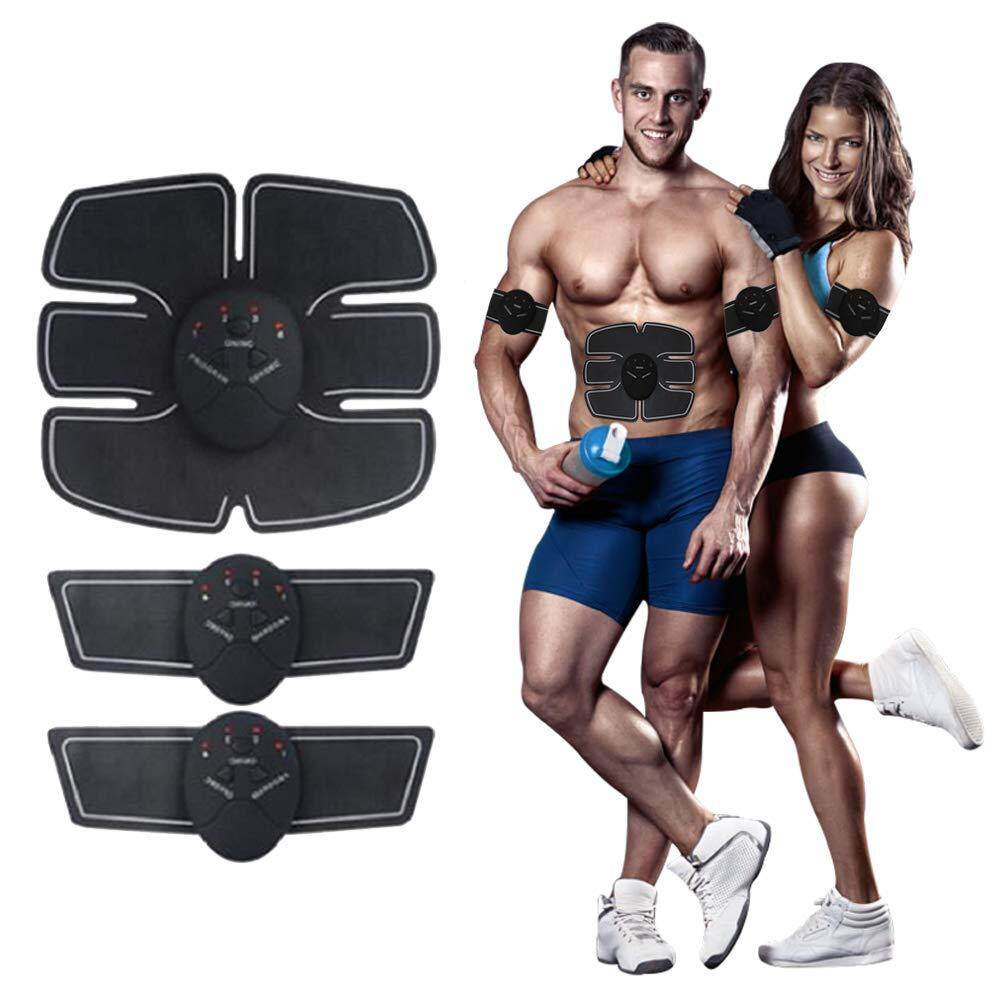 Ems Six Pack Abdominal Trainer Abs Muscle Toner Fit Boot Toning Fat Burning By Gym Store.