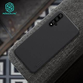 Ốp Lưng Nillkin Mờ Tấm Chắn Siêu Mờ Cho Huawei Nova 5T Và Honor 20 Vỏ Điện Thoại Di Động Ốp Cứng PC Siêu Mỏng thumbnail