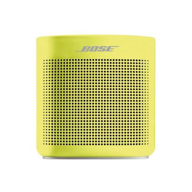 Bose SoundLink Color Bluetooth speaker II portable wireless speakers yellow citron Singapore