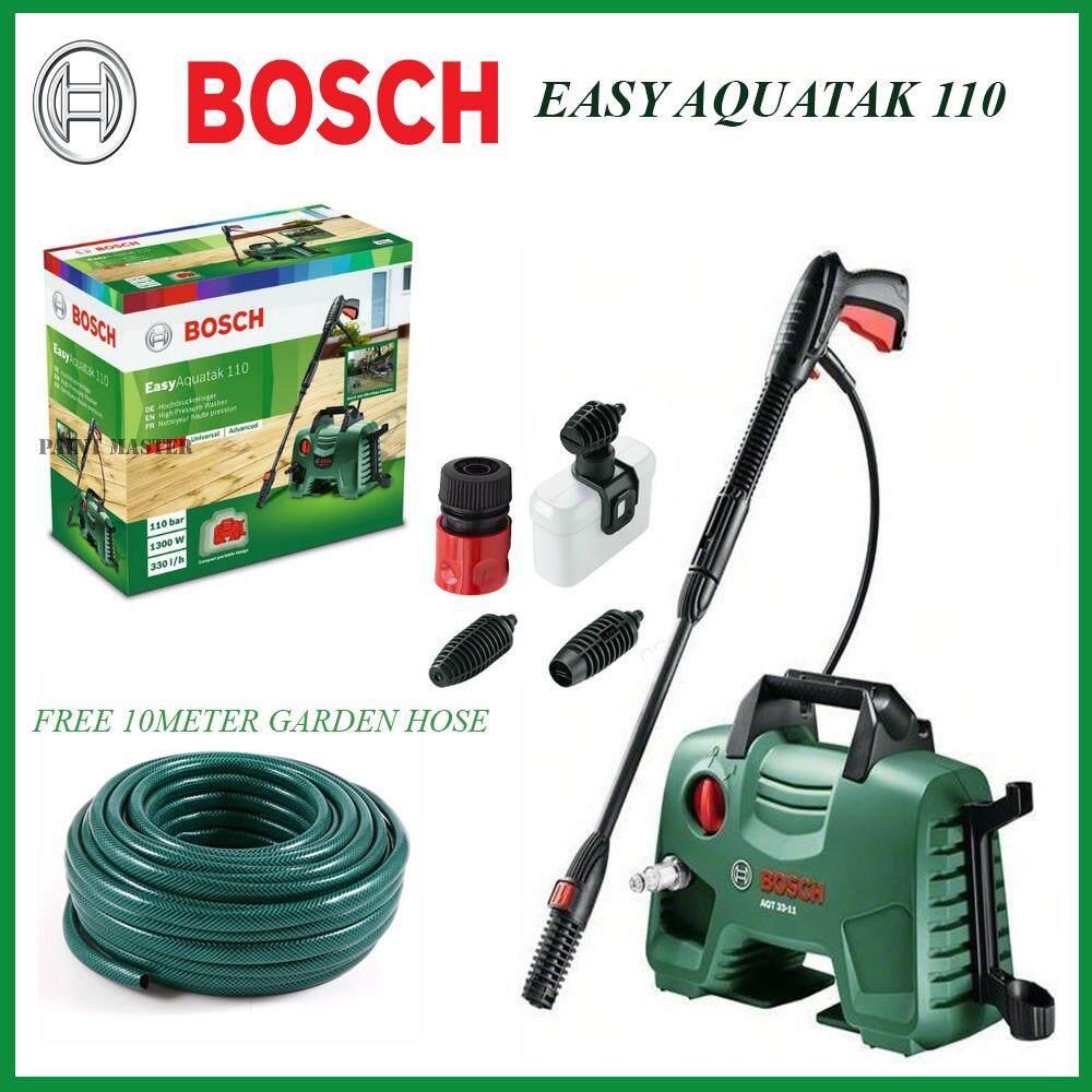 Bosch Aquatak 110(AQT 33-11)High Pressure Cleaner WaterJet Water Jet 110 bar