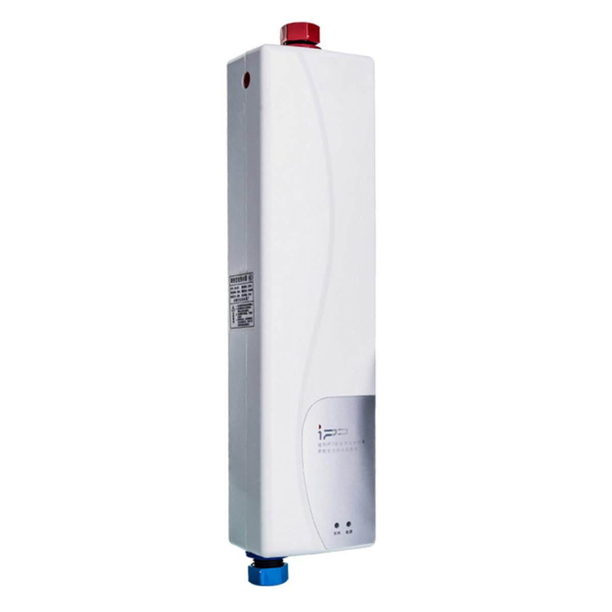 3000W 220V Electric Water Heater Instant Tankless Water Heater