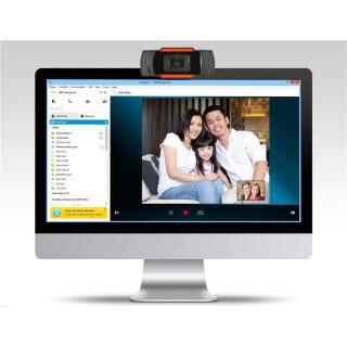 Webcam USB Camera Web Độ Phân Giải Cao 480P 720P 12.0MP Webcam Kẹp Xoay 360 Độ Có Micro, Dành Cho Máy Tính PC 4