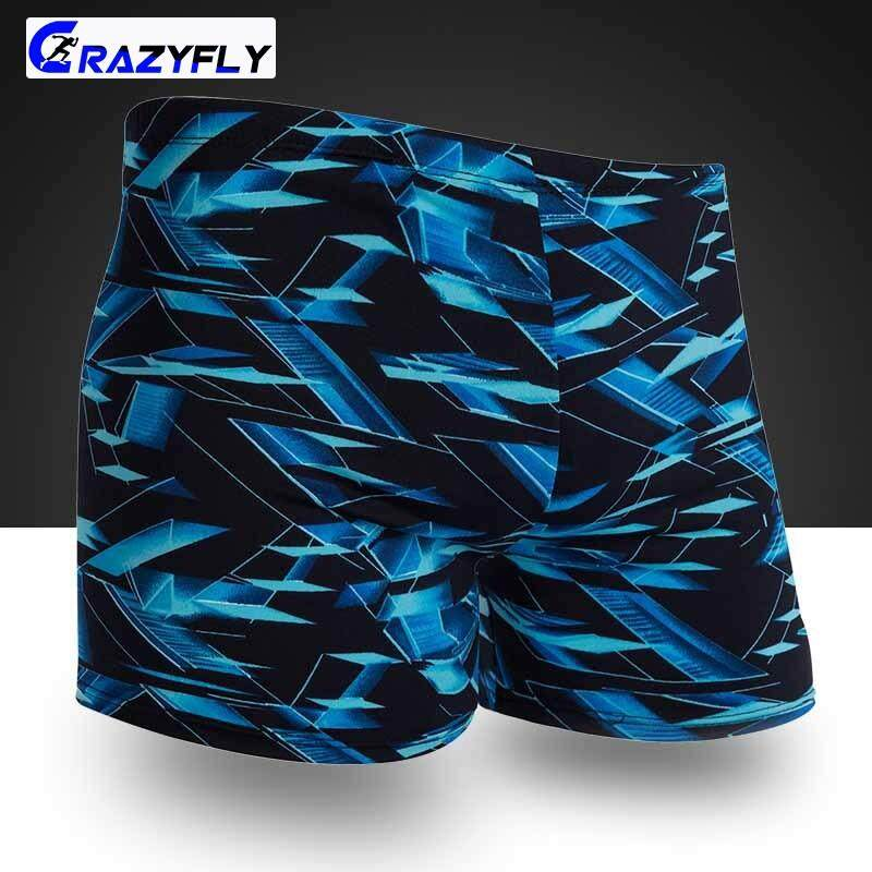 dc04dcd83c Crazyfly Sexy Men Swimsuit Swimming Trunks Swim Briefs Summer Beach Sports  Suits Surf Shorts