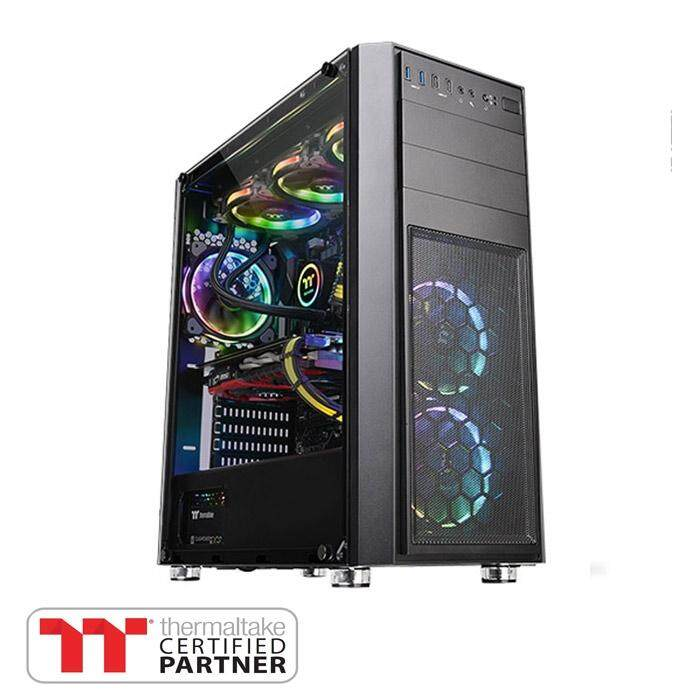 Thermaltake Versa H26 ATX Case Tempered Glass Malaysia