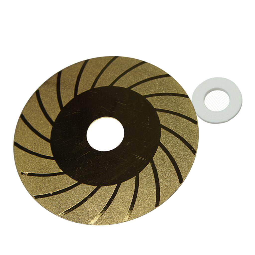 Dolity 4inch100mm Diamond Saw Blade Cutting Grinding Disc For Angle Grinder Accessory