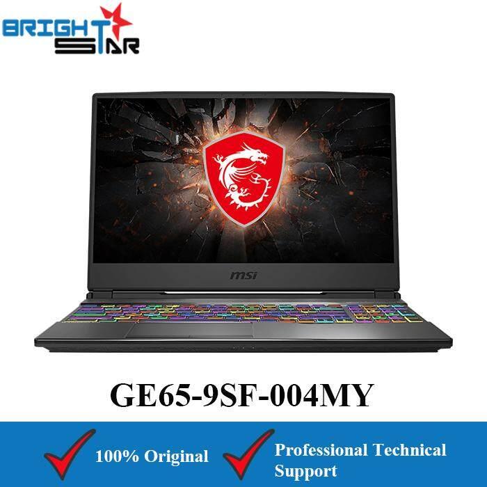 MSI GE65-9SF-004MY Raider (Intel I7-9750H/16GB/1TB SSD/RTX2070 8GB/15.6Inch/240Hz) Malaysia
