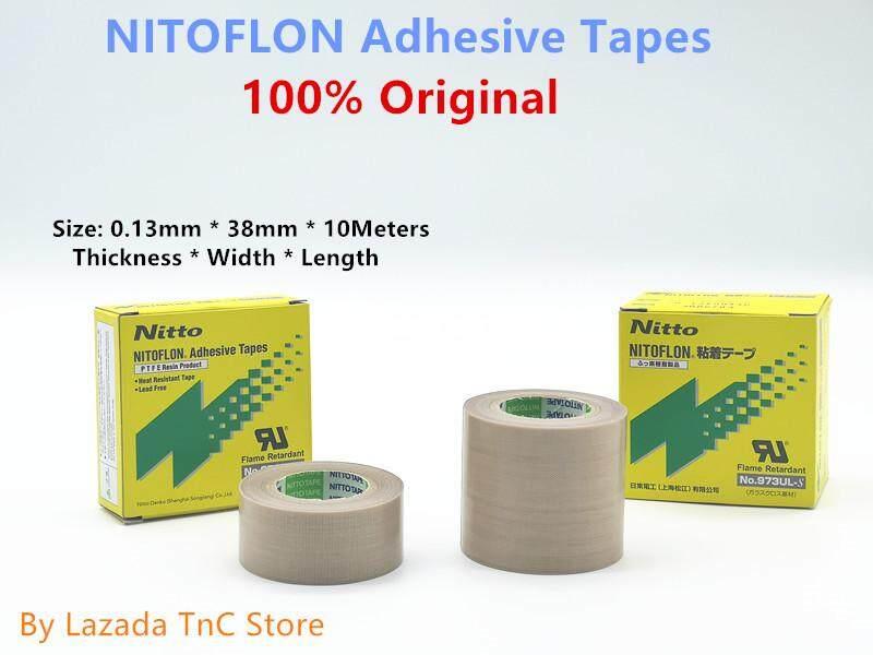 1PCS PTFE Teflon Adhesive Tape Nonstick 0.13mm x 25mm x 10m