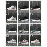 การใช้งาน  ตราด รองเท้า Adidas NMD R2 PK Boost Men Women กีฬารองเท้ารองเท้าผ้าใบใส่วิ่ง 9 สี