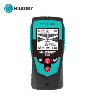 Mileseey Multifunction Wall Detector with Large Area Sensor Metal Detector Handheld Stud Finder Wall Scanner Wire Detector thumbnail