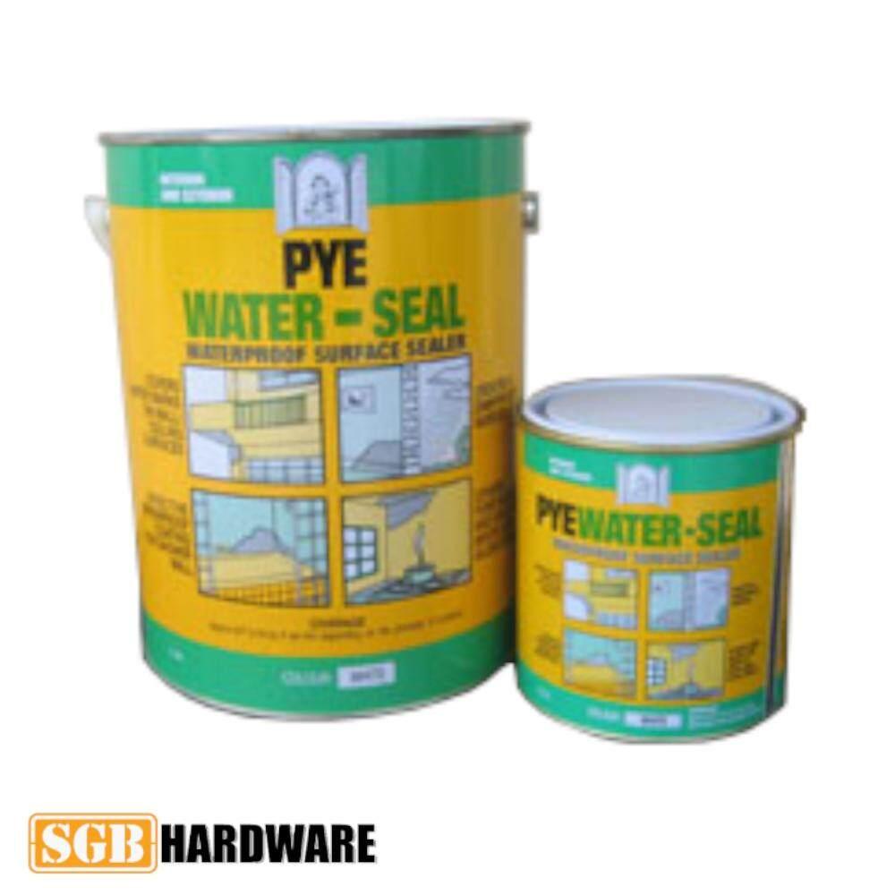 PYE Water Seal - Acrylic Waterproof sealer (5L)