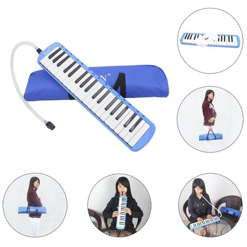 【Freebang】IRIN 37 Piano Keys Melodica Pianica Musical Instrument With Carrying Bag For Students Beginners Kids Malaysia