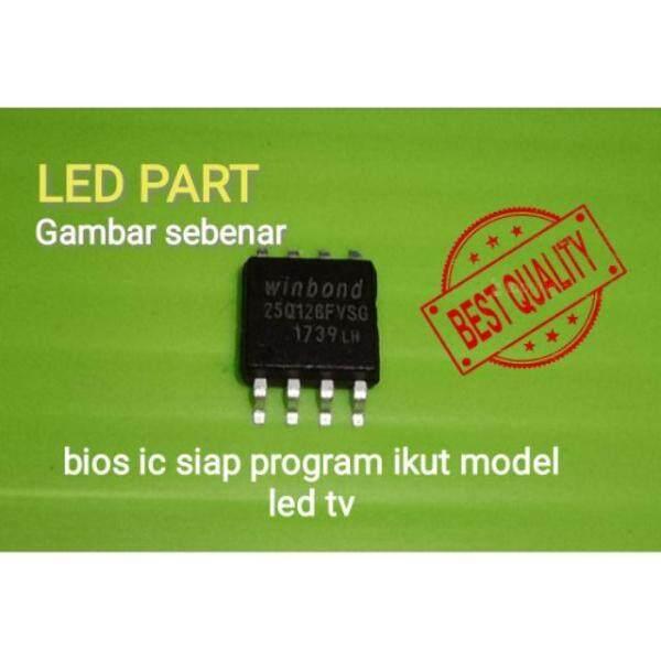 SHARP LC-40LE280X LC40LE280X  BIOS IC 25Q128 W25Q128 Malaysia