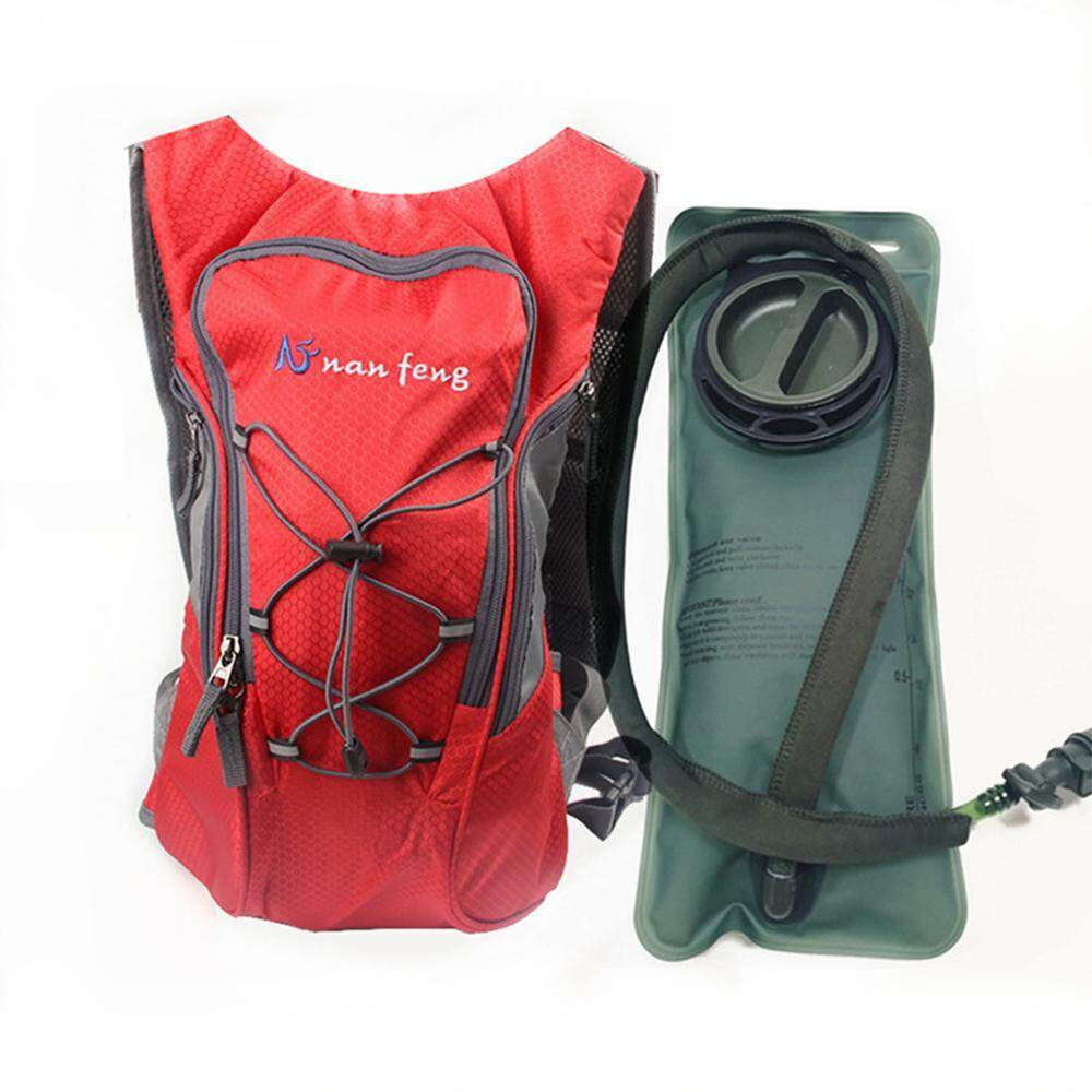 I-Cloud 2.5L Water Bag Outdoor Tactical Backpack Riding Hiking Water Bag Backpack
