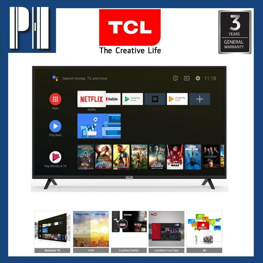 TCL Smart Televisions price in Malaysia - Best TCL Smart Televisions
