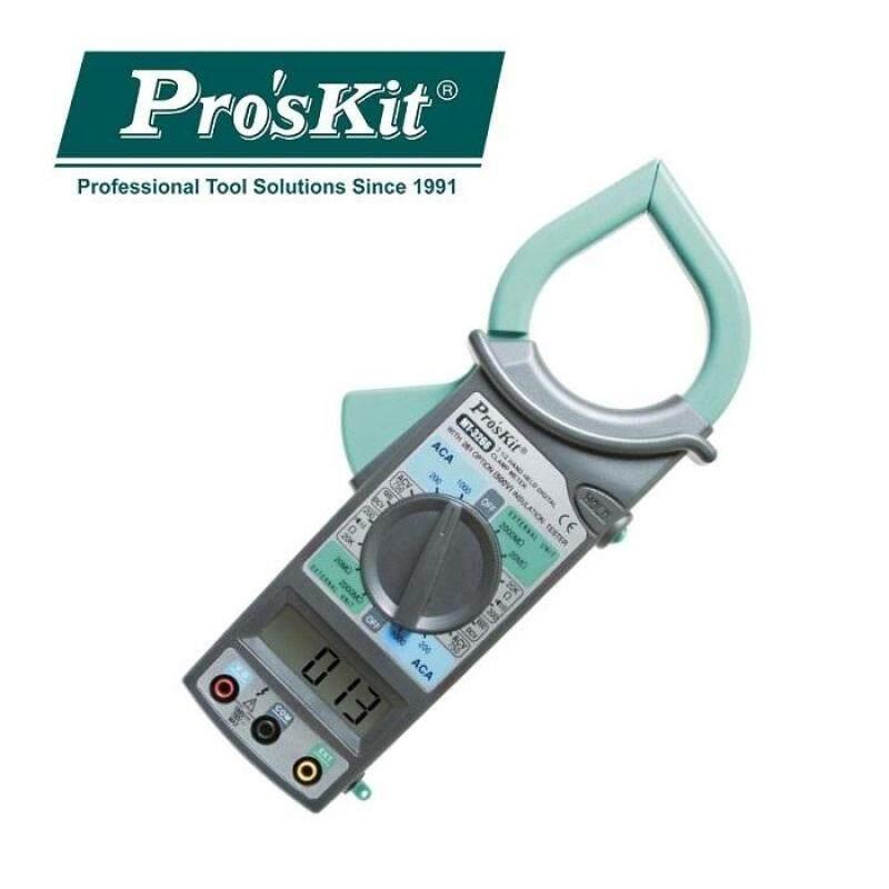 ProsKit MT-3266 3½ Hand Held Digital Clamp Meter