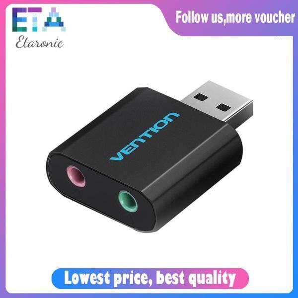 Bảng giá Can Card Âm Thanh, Card Âm Thanh Ngoài Tai Nghe Đầu Cái Giắc USB Sang 3.5Mm Phong Vũ
