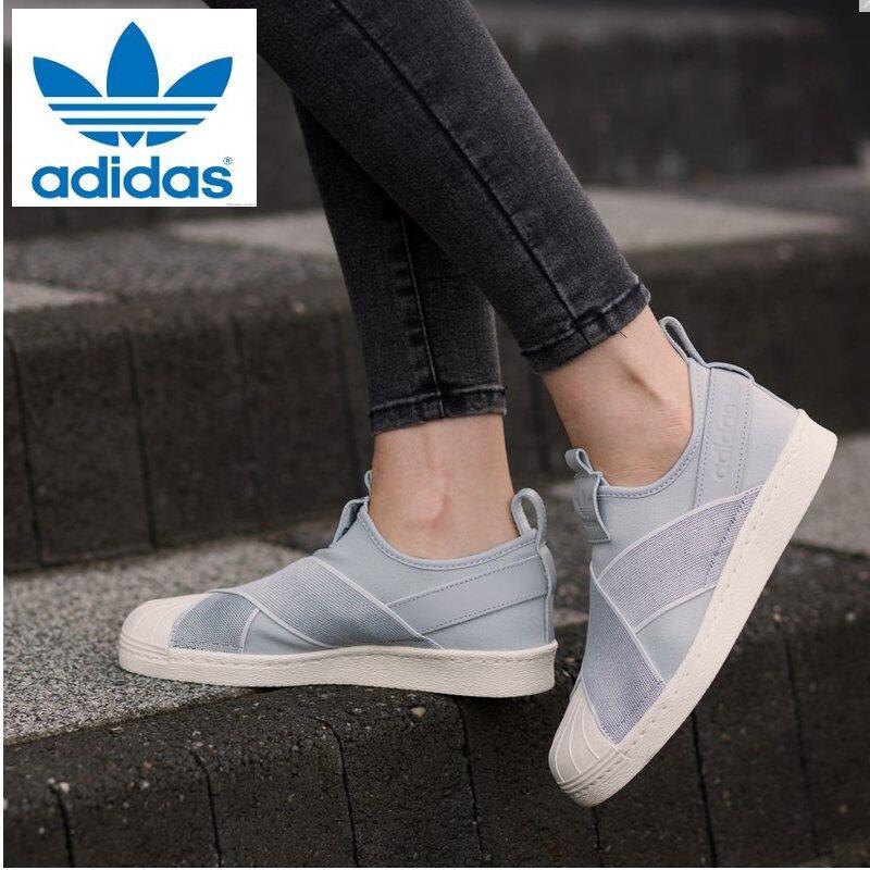 Adidas Unisex Originals Superstar Slip
