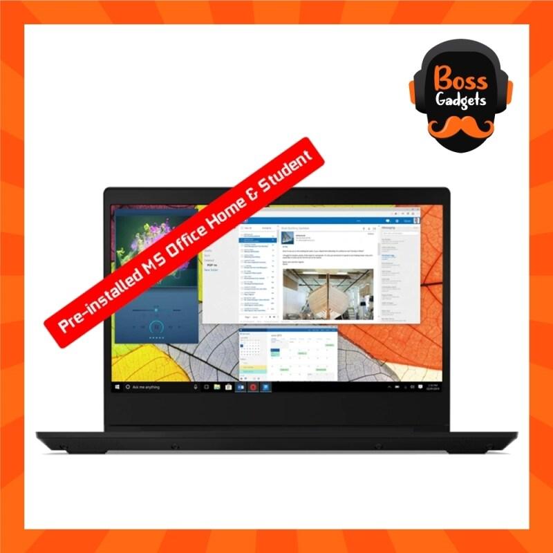 Lenovo Ideapad S145-14IWL 81MU00HFMJ 14  Laptop Black Malaysia