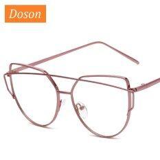 【DayDay Shop】Phụ nữ nhìn thấu kính nhìn theo mắt cá nhân Khung gương mẫu gương soi gương trùng