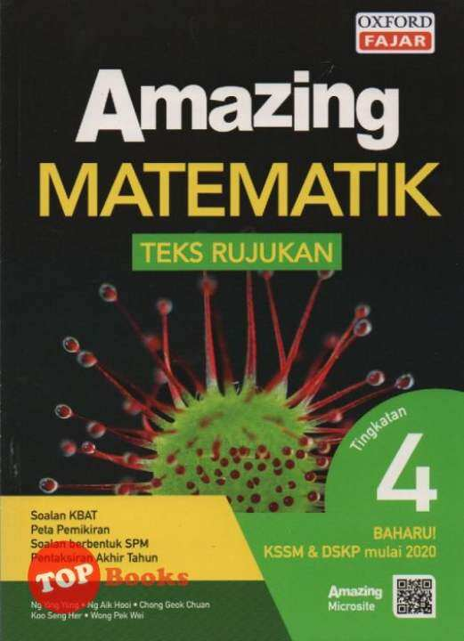Buku Matematik Tahun 6 Diterbit Oleh Oxford Fajar Beserta ...