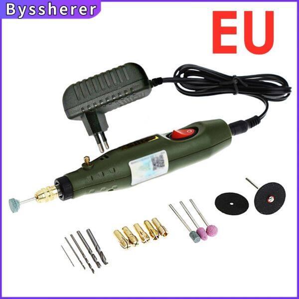 Byssherer Máy khoan đánh bóng bằng điện P500-8 máy mài mini khắc thủ công US/EU công suất 110-220V - INTL