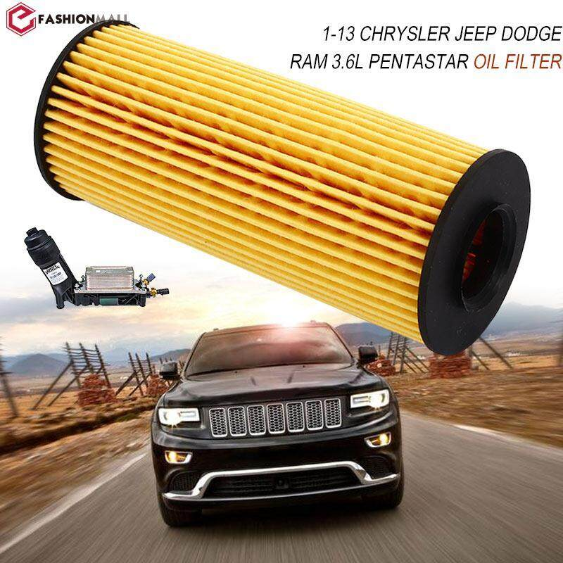 Rp 42.000. Efashionmall Chrysler Jeep Dodge 68079744AB Mobil Filter Oli Pembatas Minyak ...