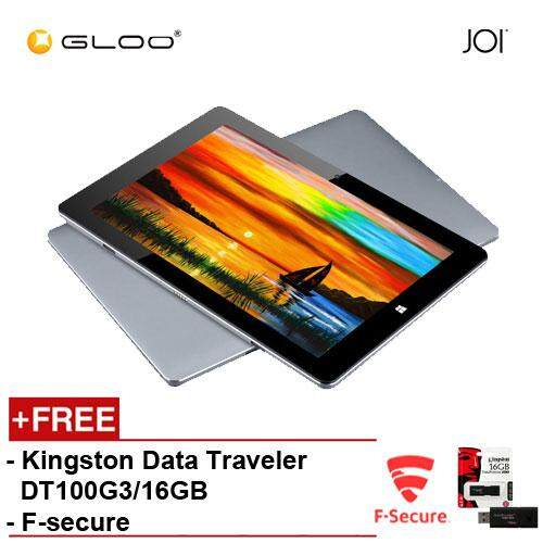 JOI 11 Pro (64GB) Tablet - Grey PN: IT-T500 { Free F-Secure Client Sercurity Premium + Kingston Data Traveler DT100G3/16GB} Malaysia