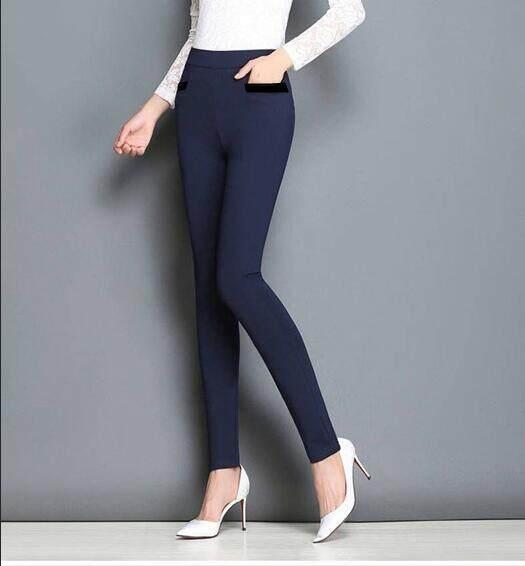 Women Leggings High Waist Plus Size Pencil Pants.