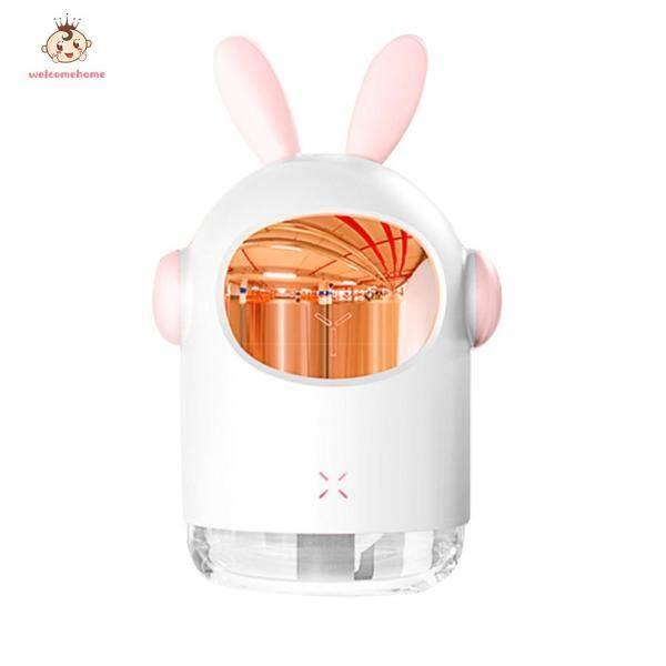 Air Humidifier 350ml Rabbit Shape USB Portable Mist Maker Sprayer Aroma Diffuser Singapore