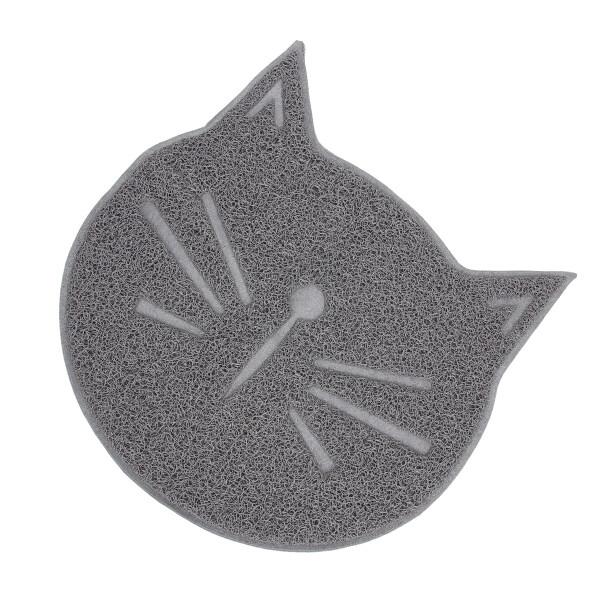 Sundom Thảm Vệ Sinh Cho Mèo Trong Nhà Thảm Hình Mặt Mèo Thú Cưng Chống Trượt, Pet Nguồn Cung Cấp
