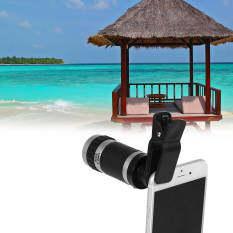 Ống Kính Máy Ảnh Một Mắt Zoom 8x Ống Kính Quang Học Phổ Quát Telephoto Cho Điện Thoại Di Động