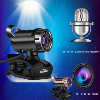 Máy Ảnh Web Webcam USB 720P WebCam, MIC 360 Độ Clip-On Dành Cho Skype, Cho Youtube Máy Tính PC Máy Tính Xách Tay Máy Tính Xách Tay Máy Ảnh thumbnail