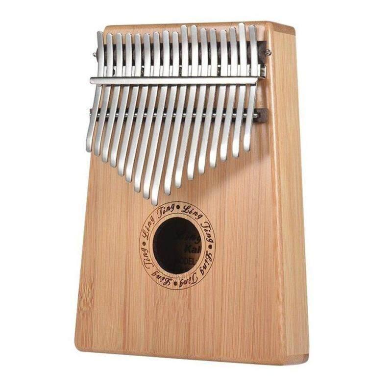 Best Sales Thumb piano Kalimba 17-tone finger piano kalimba beginner portable Malaysia