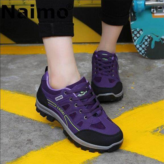 Giày Du Lịch Nữ Naimo Giày Leo Núi Giày Chống Trượt Giày Thể Thao Du Lịch Chống Giày Đi Bộ Đường Dài Du Lịch Chuyên Nghiệp giá rẻ
