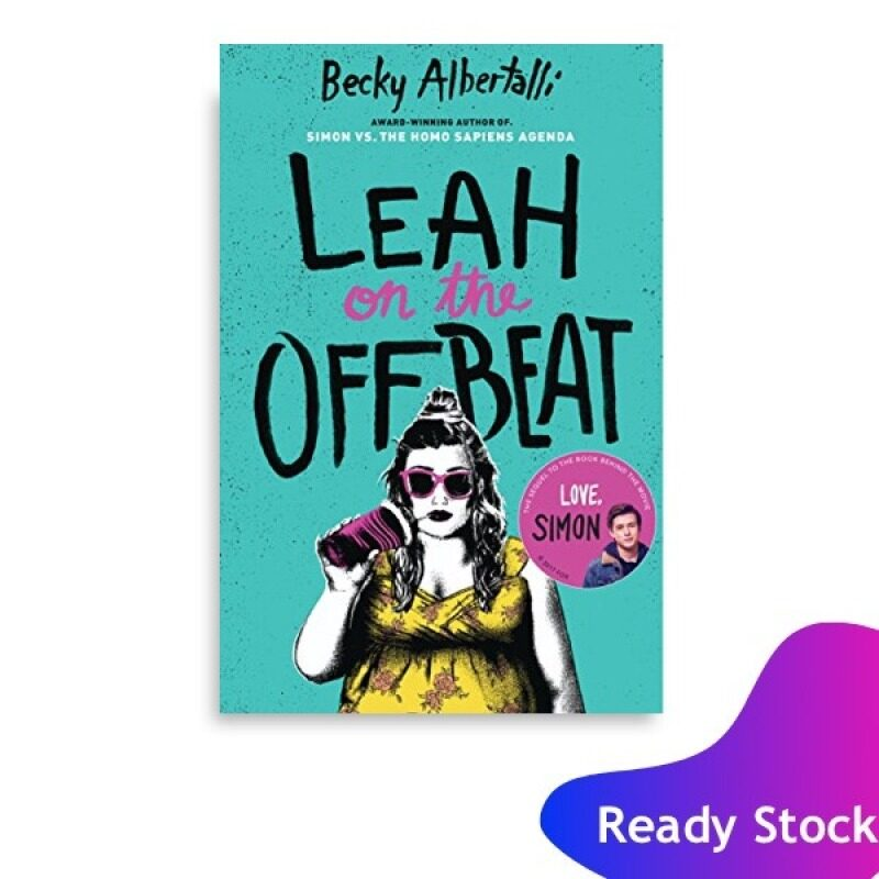 Leah on the Offbeat By Becky Albertalli Malaysia
