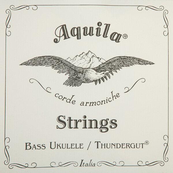 Aquila Bass (68U) Ukulele Strings [EADG] Malaysia